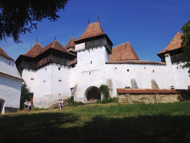 Biserica Evanghelica Fortificata de la Viscri