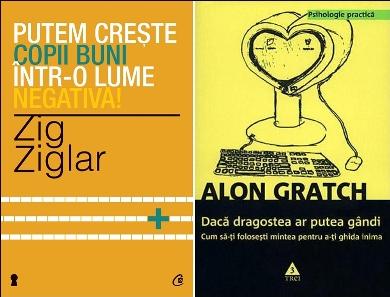 carti psihologie Zig Ziglar, Alon Gratch