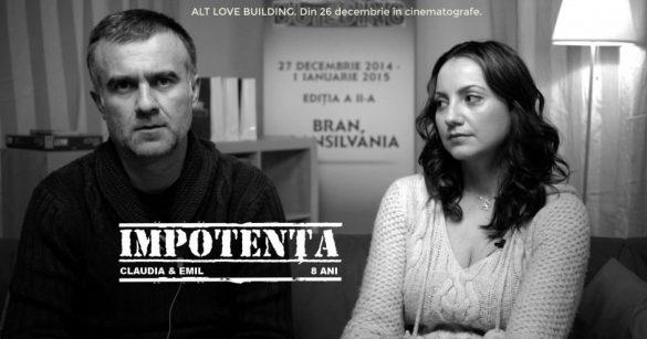 """Noi probleme de cuplu în filmul românesc """"Alt Love Building"""""""