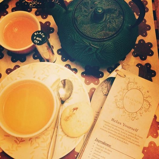 ceai la joie de vivre