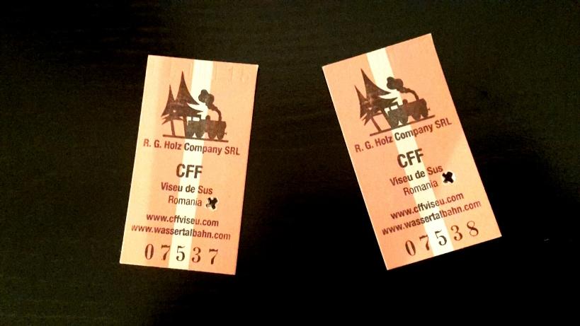 bilete Mocanita Maramures